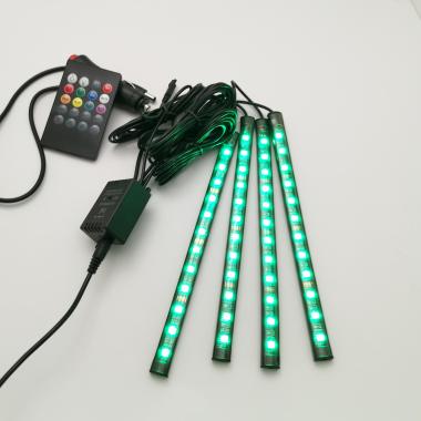 RGB autó belső világítás